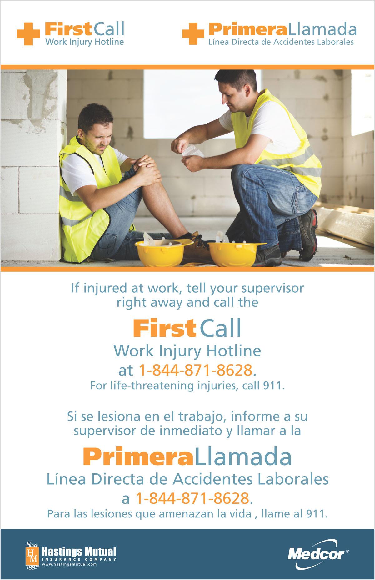 FirstCall Poster